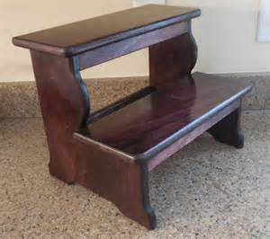 little boy bed step stool dark cherry images frompo