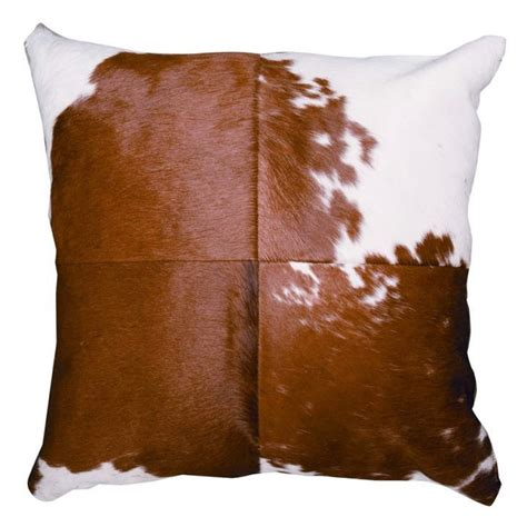 cowhide seat cushions 19 best our range of cowhide cushions images on