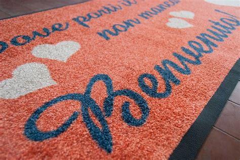 tappeti personalizzati prezzi zerbini personalizzati e tappeti su misura