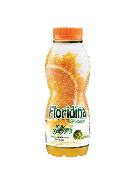 floridina juice pulp orange komposisi produk