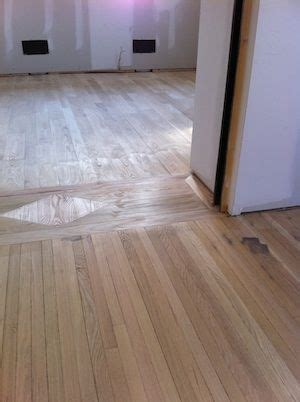 Option to avoid ripping up floors in house .where the