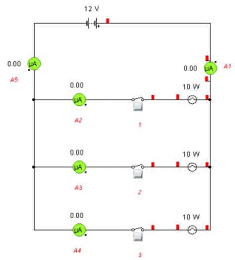 parallel circuits model electric circuit maps electric wiring diagram and circuit schematic