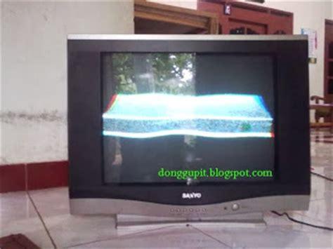 Tv Tabung Kecil belajar tv tabung macam macam kerusakan tv sanyo