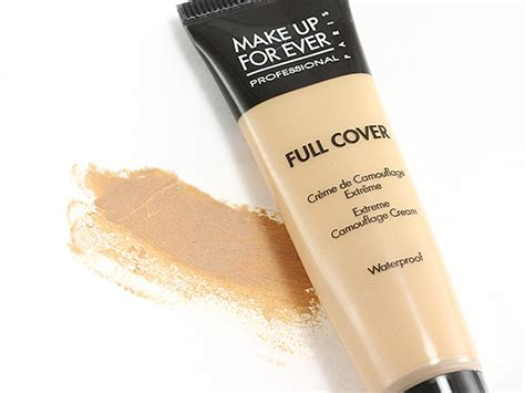 Makeup Forever Cover make up for cover concealer review swatches