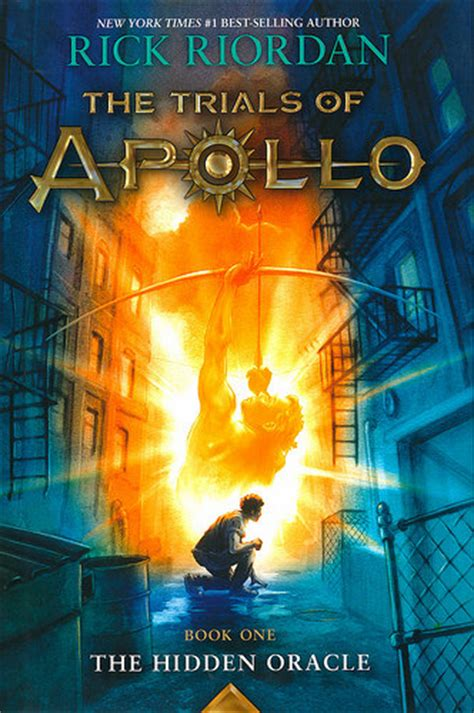 The Trial Of Apollo 1 The Oracle Rick Riordan the oracle author rick riordan series the trials flickr
