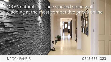 Interior Stone Veneer Home Depot by Rock Panels Stacked Stone Wall Cladding Split Face