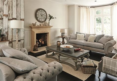 modern country living room ideas five living room style ideas homegirl london