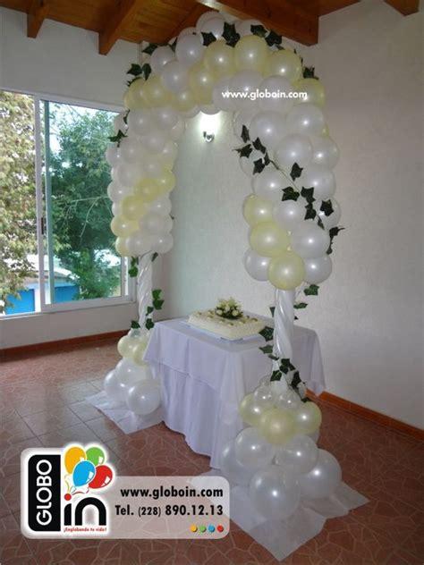 decoracion de boda con globos arco de globos para boda arcos con globos