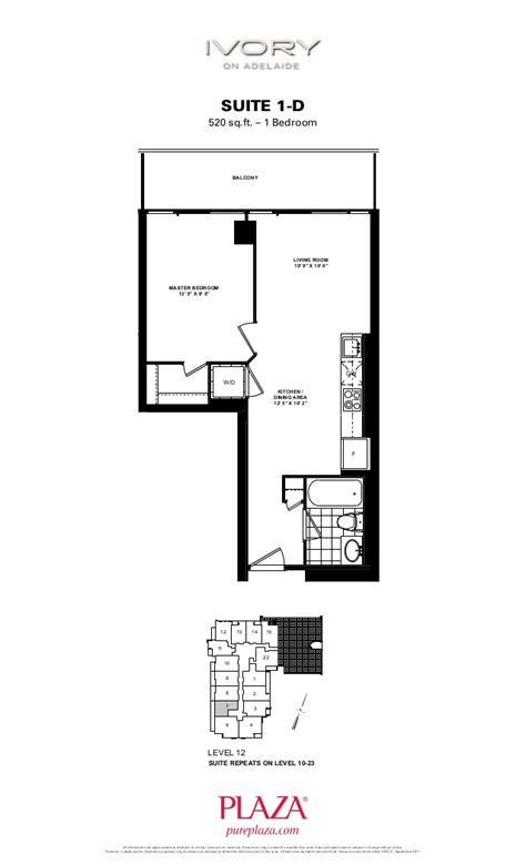 ivory home floor plans ivory on adelaide ivory condos by plaza toronto condos