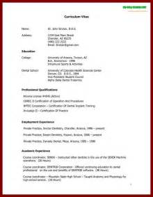 Prepare A Curriculum Vitae by How 2 Write Curriculum Vitae Reliable Essay Writing