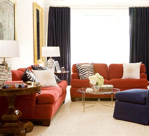 decorating around a red couch all things that make a house a home decorating