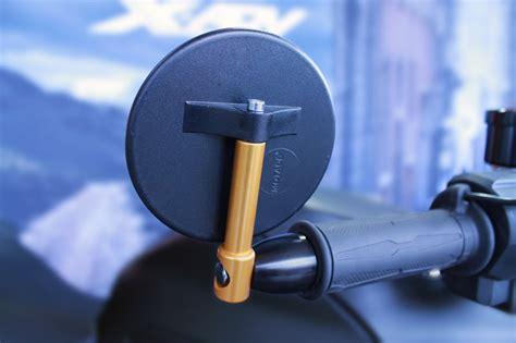 Motorrad Spiegel Am Lenkerende by Motacc Spiegel F 252 R Lenkerende Fixer Arm Motorrad