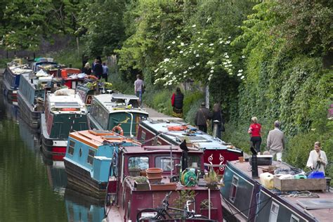 living on a narrow boat in london london rents crisis a home on the city s canal boats and