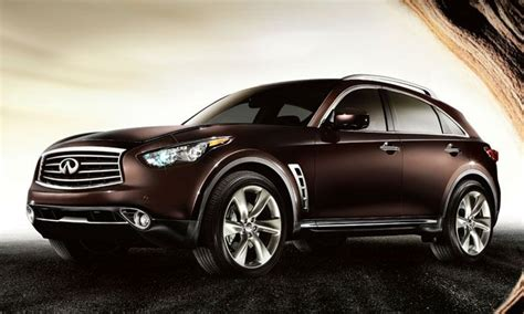 Infinity Auto Fx35 by Infiniti Fx35 Midnight Mocha Automobile
