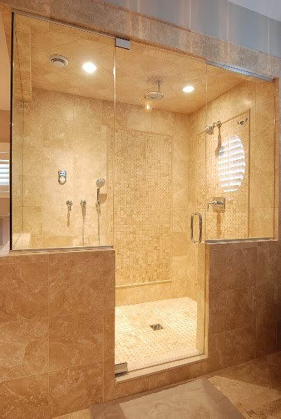 what is in a bathroom what to consider when installing a steam shower