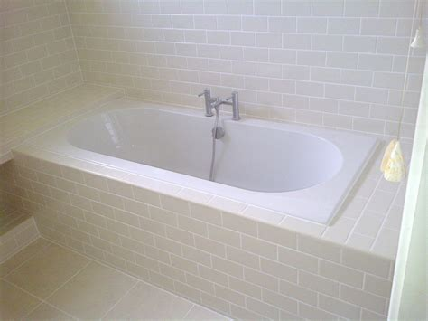 tiled baths bath area essex bathrooms
