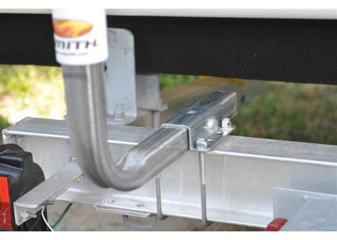 boat trailer guide on hardware ce smith post style guide ons for boat trailers 75 quot tall