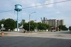 Goose Creek Post Office by De Land Illinois