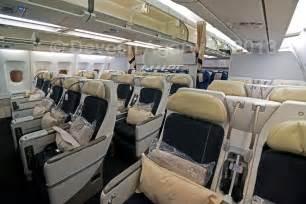 air france airbus a330 203 f gzce premium economy cabin wm