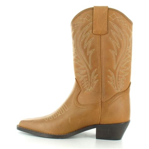 light tan cowboy boots loblan loblan 10568 womens leather mid calf cowboy western