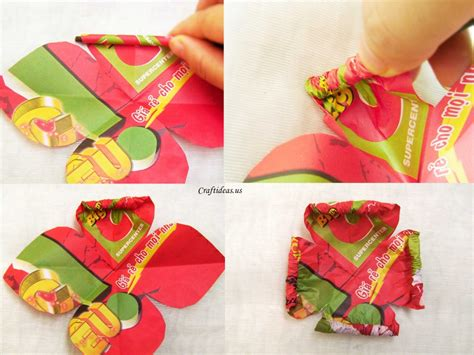 Paper Flower Craft Ideas - recycling ideas crepe paper flowers craft ideas