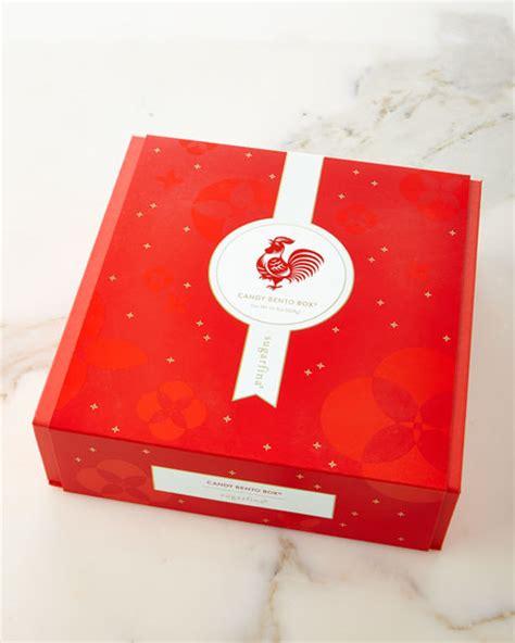 new year 5 box sugarfina 8 filled new year bento box
