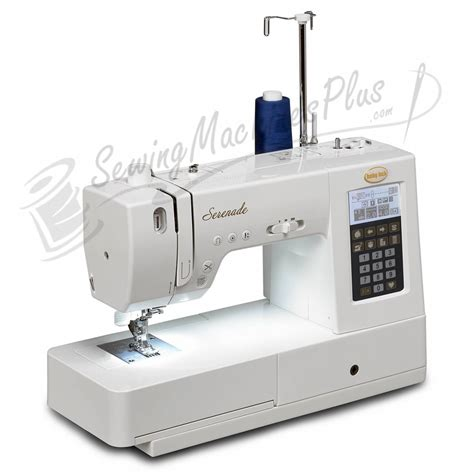 Sewing Machine Quilting by Babylock Serenade Sewing And Quilting Machine Blsn