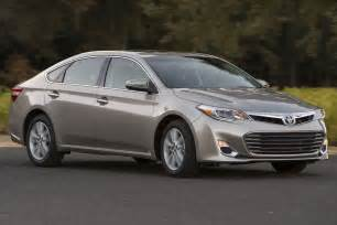 Toyota Avalon Europe 2015 Toyota Avalon Iii Pictures Information And Specs