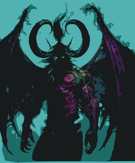 illidan stormrage by seraki on deviantart