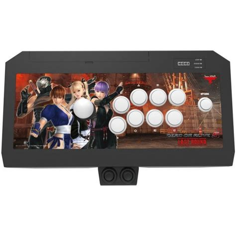 Stick Ps 2 Stick Playstation 2 Lu Transparan Murah dead or alive 5 last fighting stick for playstation 3 4