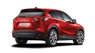 mazda cx 5 is the only compact suv offering skyactiv