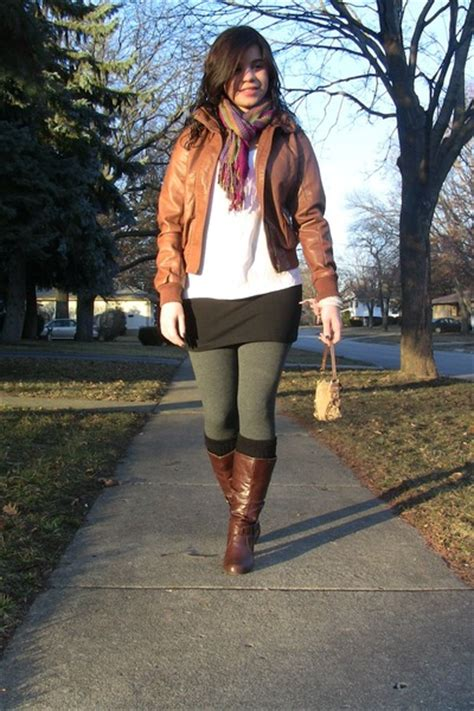 brown leather jacket banana republic jackets brown boots
