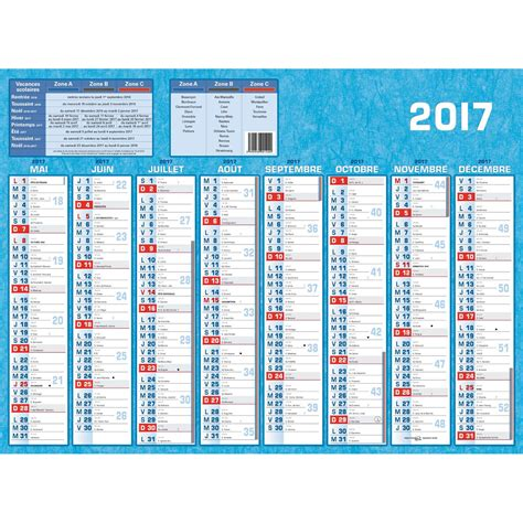 Calendrier Scolaire Belge 2015 16 Calendriers Bouchut Grandr 233 My Calendrier 2017 16 Mois