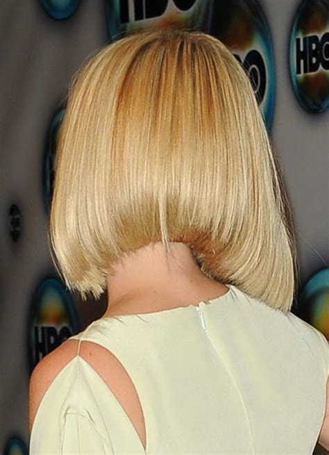 Medium Length Bob Hairstyles 2013 Showing Front And Back