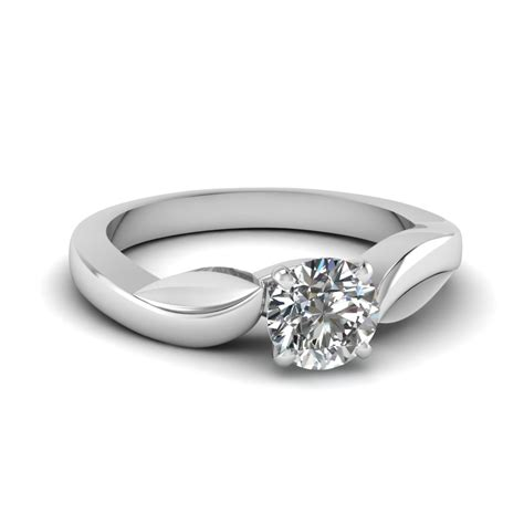 white gold white engagement wedding ring in