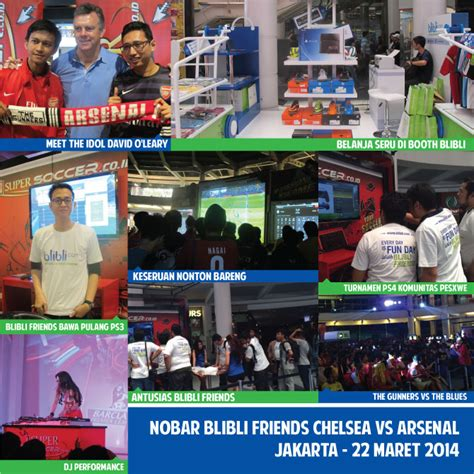 blibli friends ajang nobar dan tanding ps4 blibli friends