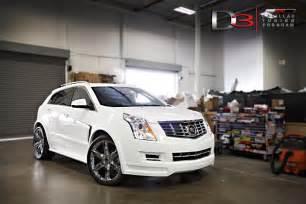 Rims For Cadillac Srx Cadillac Srx Custom Wheels Edition Widebody