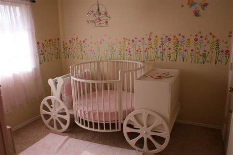 Princess Cribs Furniture by Princess Carriage Crib Traditional By Stoll