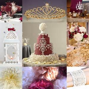 The pantone color of the year 2015 marsala sweet fifteen quinceanera