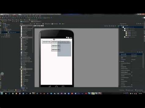 android studio layout youtube linear and relative layout android studio youtube
