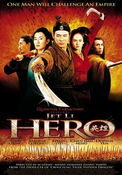 film china get hero film recensione ondacinema