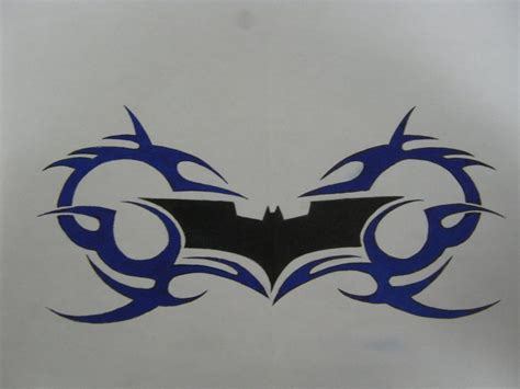 tattoo batman tribal batman tribal by cr4zy chr1s on deviantart