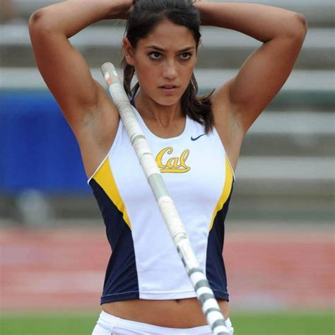 Accidentally Turns Pole Vaulter Allison Stoke Into Icon by Allison Stokke Was A Viral Sensation But Where Is She