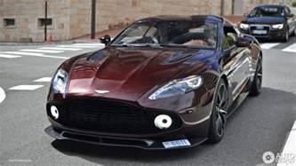 Aston Martin Zagato Aston Martin Vanquish Zagato 26 March 2017 Autogespot