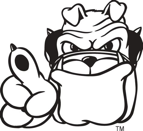 georgia bulldogs clipart cliparts co