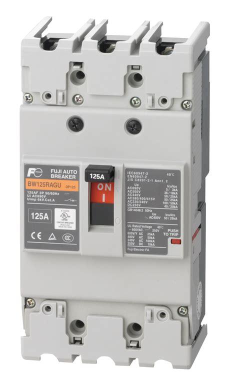 Mccb 3p 50a 18ka Ezc100n3050 molded circuit breakers mccb manufacturer fuji electric corp of america