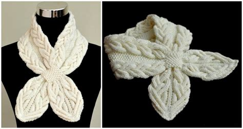 knitting cables tutorial knit white cables scarf tutorial