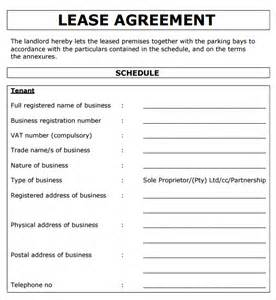Template Commercial Lease Agreement 13 commercial lease agreement templates excel pdf formats