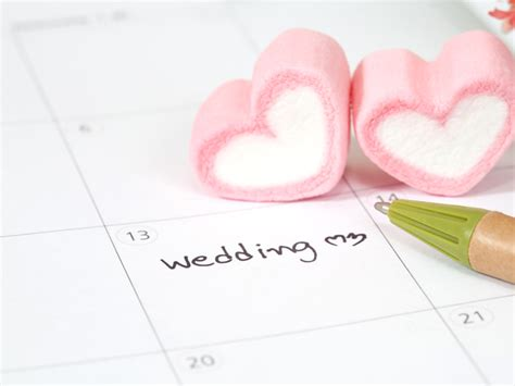 Wedding Date by What You Need To About Picking Your Wedding Date