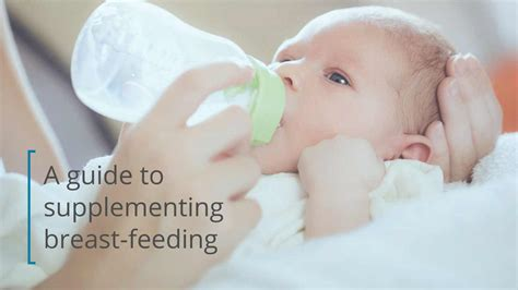 supplementing 1 feeding with formula 5 reasons to try supplementing breast feeding with formula